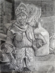 Plaster Conquistador