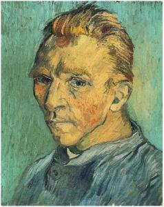 Vincent van Gogh Painting, Oil on Canvas Saint-Rémy: September, 1889 Private collection