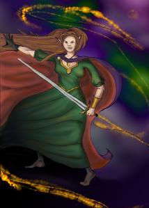Elven Fighter